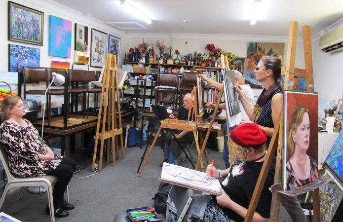 Macquarie Towns Arts Society